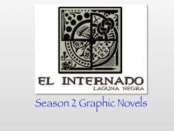 Internado season2 novels