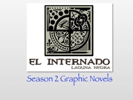 Internado season2 novels