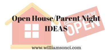 Open House Parent Night